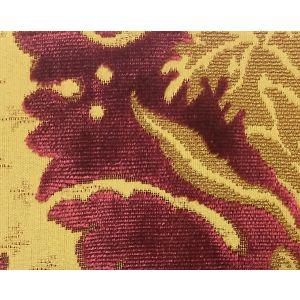 H0 00020647 RAVENNE VELVET Rubis Scalamandre Fabric