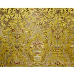 H0 00021683 VERDI LAMPAS Or-Sold By Repeat-No Cfa Scalamandre Fabric