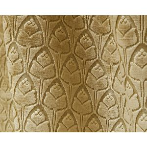 H0 00021695 TULIPES Or Scalamandre Fabric