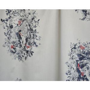 H0 00023448 MOUSSAILLON Encre Scalamandre Fabric
