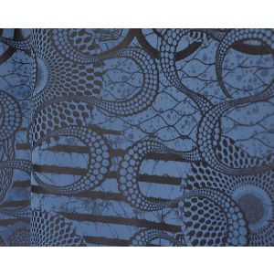 H0 00023456 METISSE Indigo Scalamandre Fabric