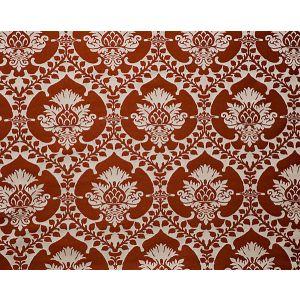 H0 00024234 BLASON Cornaline Scalamandre Fabric