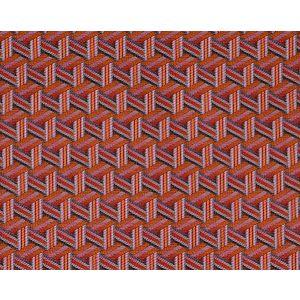 H0 00030722 TRIBU Cuivre Scalamandre Fabric