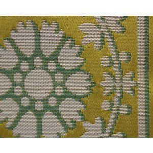 H0 00031563 MURAT BORDURE Jaune Scalamandre Fabric
