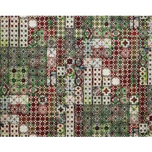 H0 00033463 AZULEJOS Laque Scalamandre Fabric