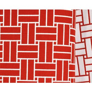 H0 00040717 REVERSO M1 Rouge Scalamandre Fabric