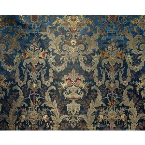 H0 00041683 VERDI LAMPAS Saphir-Sold By Repeat-No Cfa Scalamandre Fabric