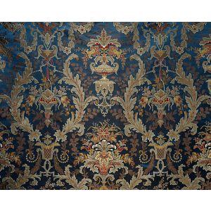 H0 00041684 VERDI BROCART Saphir Scalamandre Fabric