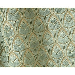 H0 00041695 TULIPES Jade Scalamandre Fabric