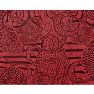 H0 00043456 METISSE Rouge Scalamandre Fabric