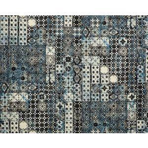 H0 00043463 AZULEJOS Ciel Scalamandre Fabric
