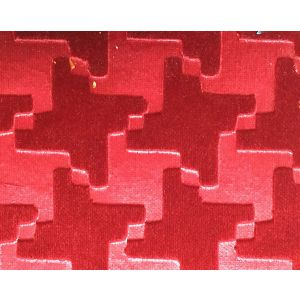 H0 00050704 VIRGILE Piment Scalamandre Fabric