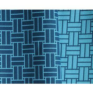 H0 00080717 REVERSO M1 Aqua Scalamandre Fabric