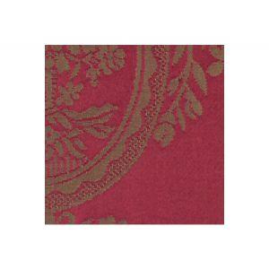 H0 00324048 DAMAS RAMBOUILLET Rouge Bis Scalamandre Fabric