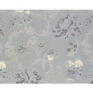HB 0002HA83 MALLORCAN GARDEN Pewter Old World Weavers Fabric