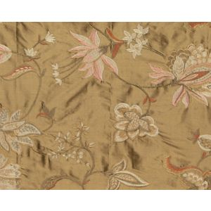HC 00106407 NADINA Tobacco Old World Weavers Fabric
