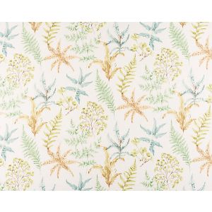 HH 00013803 WETHERSFIELD FERN Spring Old World Weavers Fabric