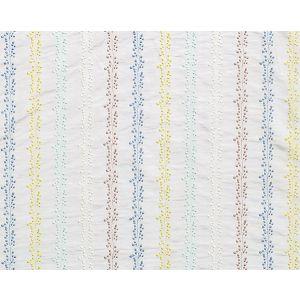 JM 00011531 TENDRILS Mint Old World Weavers Fabric