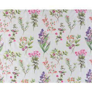 JM 00011606 FLOWER MARKET Petals Old World Weavers Fabric