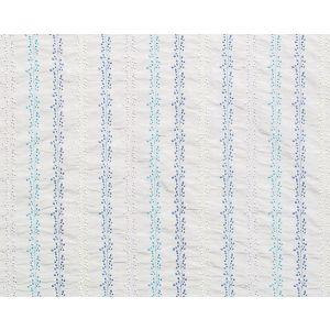 JM 00021531 TENDRILS Delphinium Old World Weavers Fabric