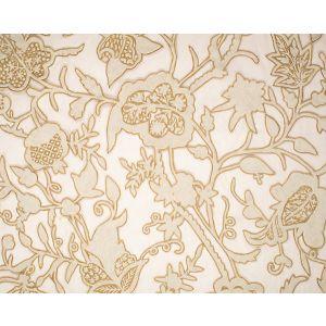 KE 00301010 SIKANDRA Ivory Old World Weavers Fabric