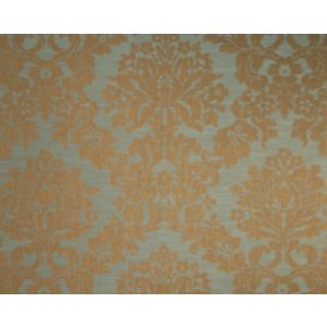 LM 00003031 FELICE DAMASK Aqua Old World Weavers Fabric