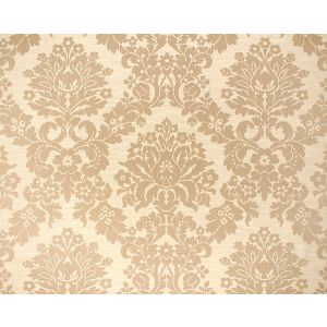 LM 002A3031 FELICE DAMASK Taupe Old World Weavers Fabric