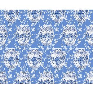 N4 0001FILA FILAGREE Blue Scalamandre Fabric