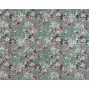 N4 0004ROSE ROSE TRELLIS Charcoal Pink Scalamandre Fabric