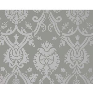 PZ 00022247 VELOURS SAVOIE FH Grey Cloud Old World Weavers Fabric