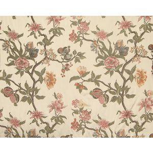 PZ 00076833 FRIDA Cream Multi Old World Weavers Fabric
