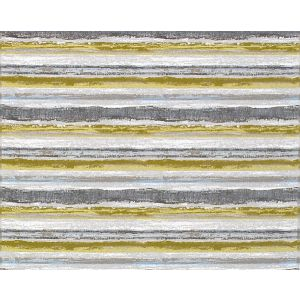 RH 00022096 STRIA Citrine Slate Old World Weavers Fabric