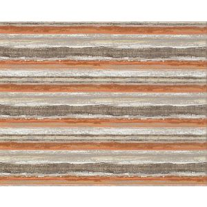 RH 00032096 STRIA Tangerine Bark Old World Weavers Fabric