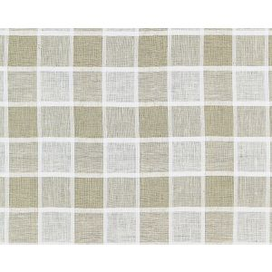 27043-001 WAINSCOTT CHECK SHEER Linen Scalamandre Fabric