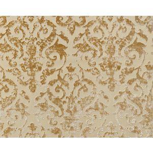 27078-001 VENEZIA SILK VELVET Champagne Scalamandre Fabric