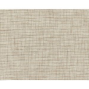 27099-001 BANBURY STRIE CHECK Flax Scalamandre Fabric