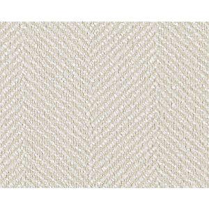 K65108-001 SAVILE HERRINGBONE White Cloud Scalamandre Fabric