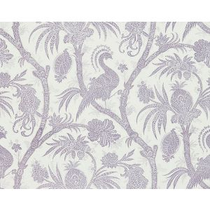 16575-002 BALINESE PEACOCK Lavender Scalamandre Fabric