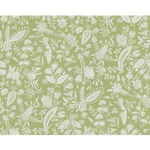 16605-002 TULIA LINEN PRINT Willow Scalamandre Fabric