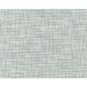 27099-002 BANBURY STRIE CHECK Aquamarine Scalamandre Fabric