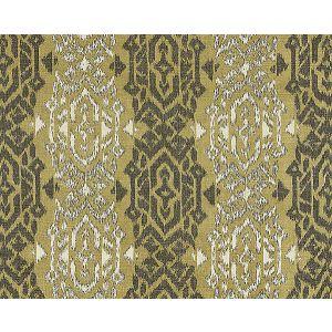27167-002 SUMATRA IKAT WEAVE Golden Wheat Scalamandre Fabric