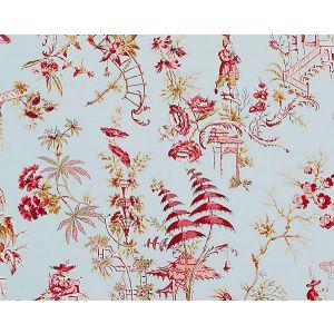 16552-003 NANJING Aquamarine Scalamandre Fabric