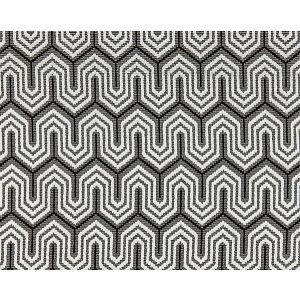 27129-003 UNDULATION Graphite Scalamandre Fabric