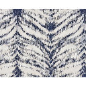 27145-003 SAFARI WEAVE Indigo Scalamandre Fabric