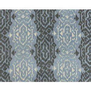 27167-003 SUMATRA IKAT WEAVE Indigo Scalamandre Fabric
