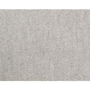 36278M-003 FEUILLE White Silver Metallic Scalamandre Fabric