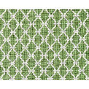27009-004 TRELLIS WEAVE Jade Scalamandre Fabric