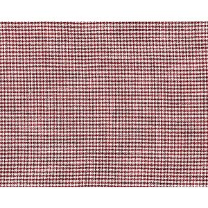 27099-004 BANBURY STRIE CHECK Raspberry Scalamandre Fabric