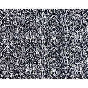 27058-005 SARONG Navy Scalamandre Fabric