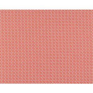27102-005 MANDARIN WEAVE Coral Scalamandre Fabric